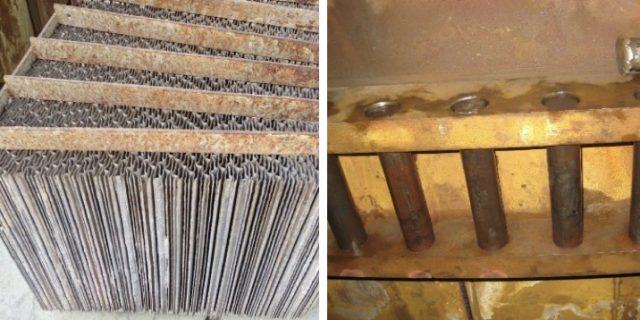 Air Pre-Heater (Luvo) Sistemlerinin Revizyonları